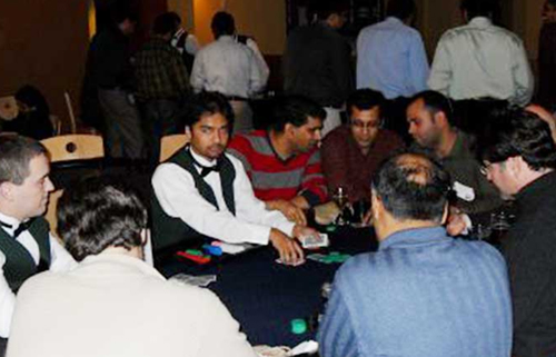 Let It Ride Casino Parties